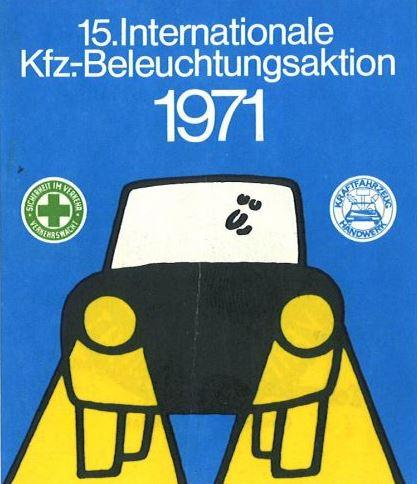 Lichttest 1971