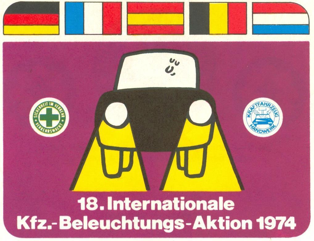 Lichttest 1974