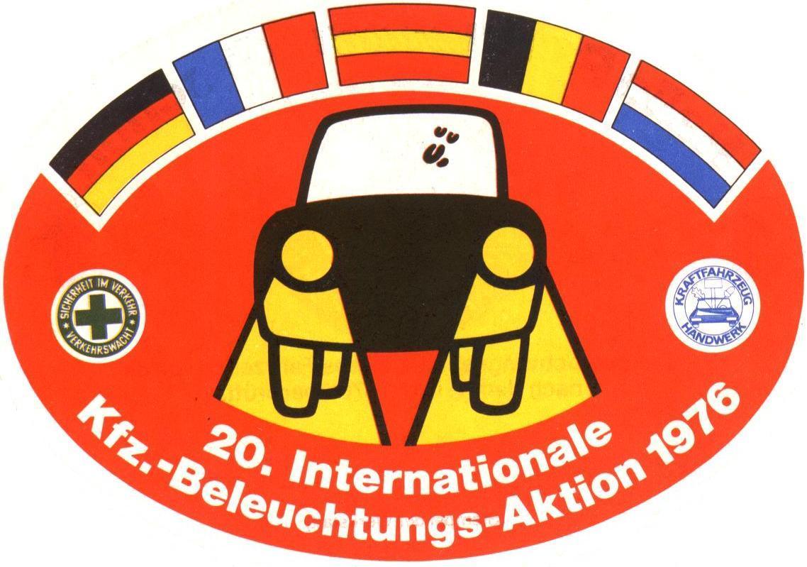 Lichttest 1976