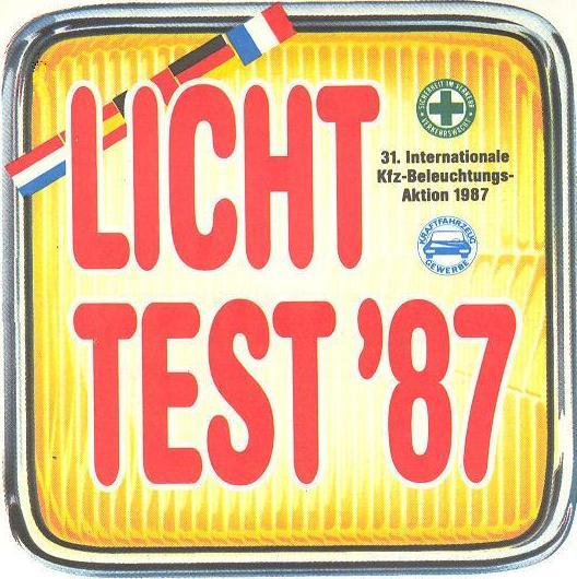 Lichttest 1987