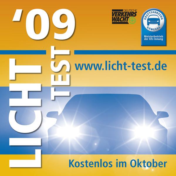 Lichttest 2009