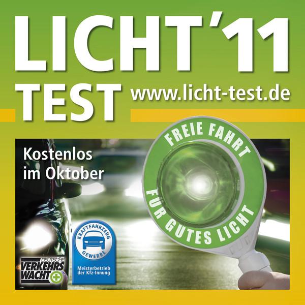 Lichttest 2011