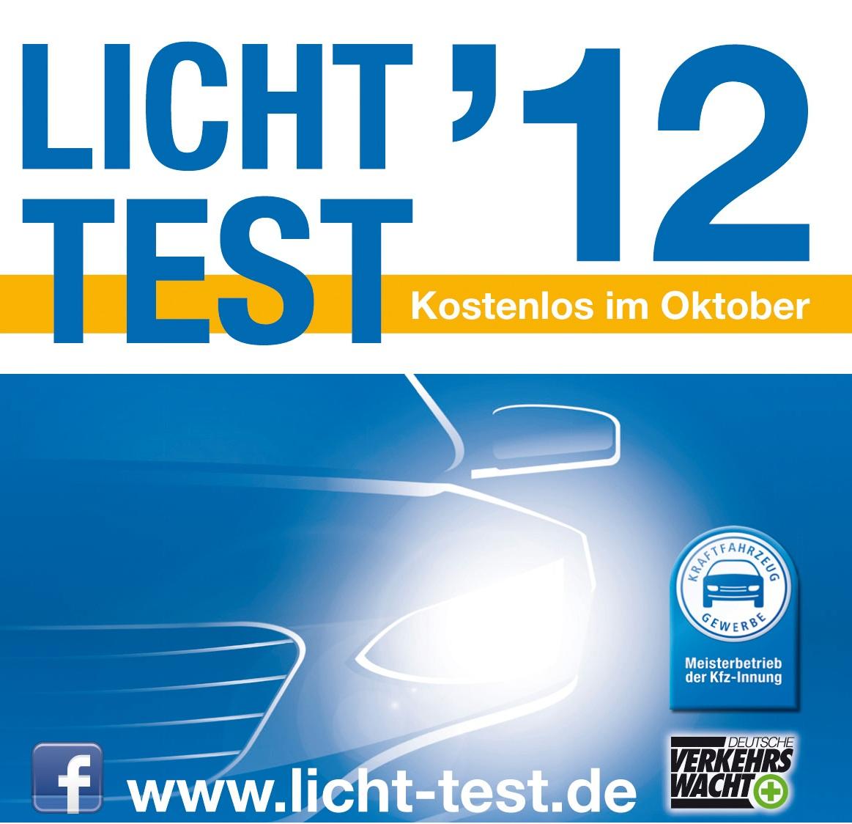 Lichttest 2012